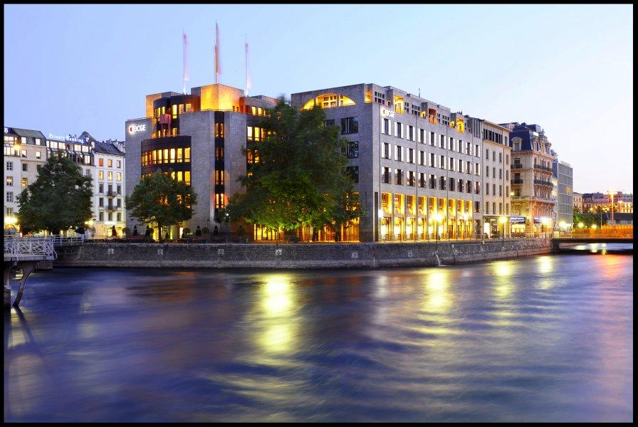 BCGE – Quai de l'île – Genève