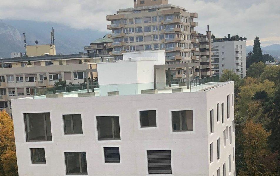 RIEU-MALAGNOU – Genève/ Haute performance énergétique