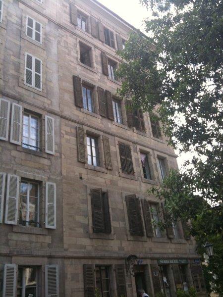 Rénovation complète d'un immeuble de logements - Tour-de-Boel 7 / Genève