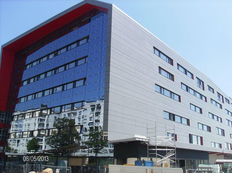 VEDIA - Bâtiment administratif / Genève