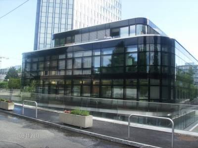CASAI 86A - Bâtiment administratif / Genève