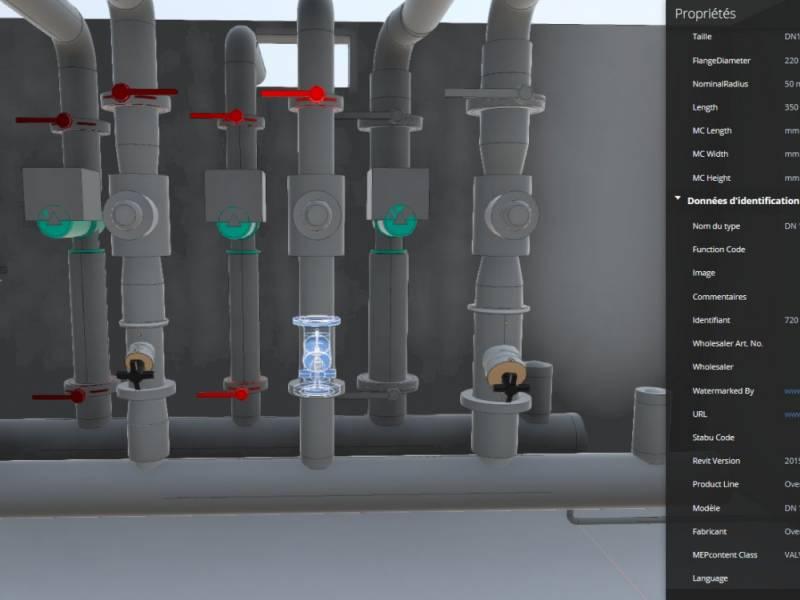 Collecteur eau glacée et références des appareils