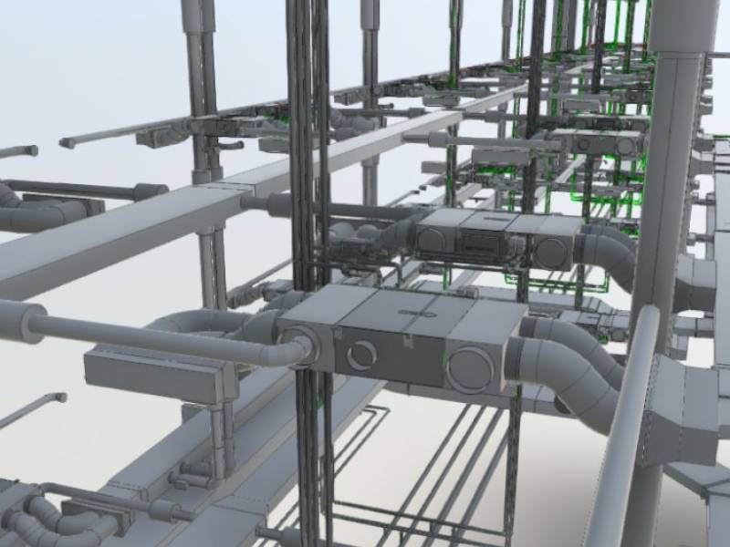 Réseaux hydrauliques et aérauliques